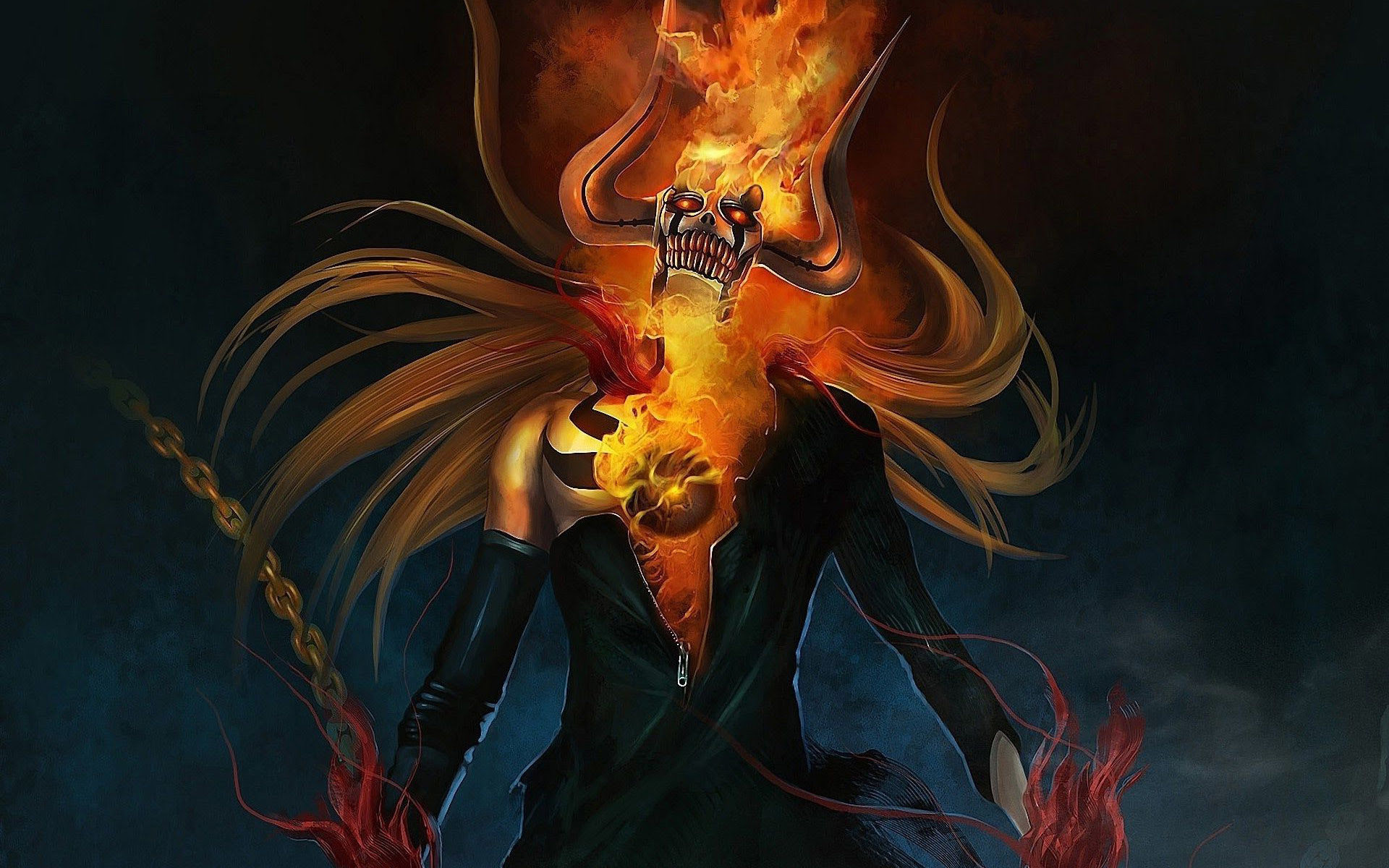 Ghost Rider Backgrounds (64+ images)