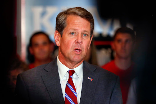 Exclusive: In Leaked Audio, Brian Kemp Expresses Concern Over Georgians Exercising Their Right to Vote