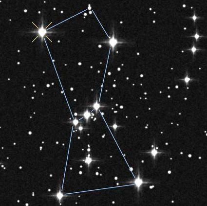 De Lastronomie Le Nom Des étoiles Le Blog De Cepheides