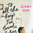To All the Boys I've Loved Before - Jenny Han | Admiradora de Libros