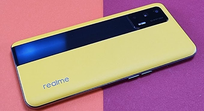 Realme GT in the test: 120 Hz AMOLED, Snapdragon 888, and plenty of memory from 369 euro