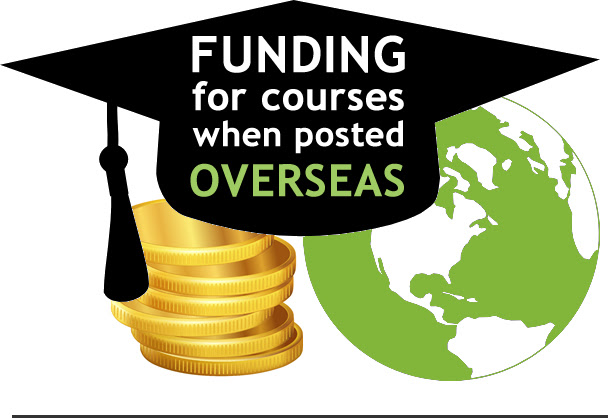 Funding for courses overseas
