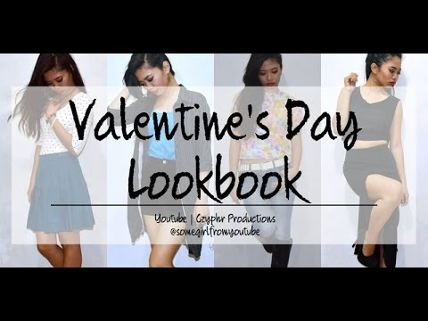 Valentine's Day Lookbook   Czyphr Productions