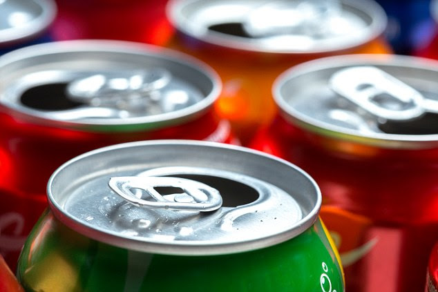 People who consume at least two cans of soda per day are more likely to die from heart disease, according to a new study