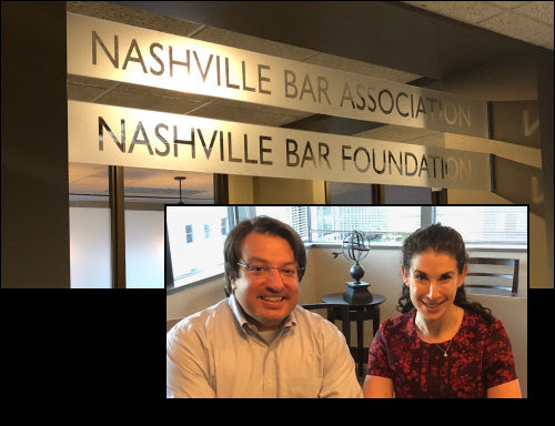 Lieff Cabraser Attorneys Mark Chalos and Laura Heiman Volunteer at Nashville Bar's Dial-A-Lawyer