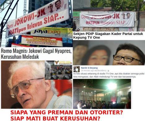 Siapakah Capres Preman?