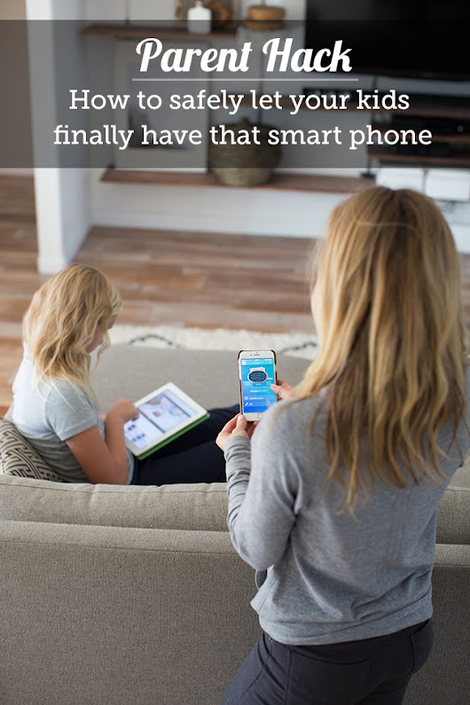 Our Secret Tool for Raising Kids Who Are Safe & Responsible On Their Phones - Modern Parents Messy Kids