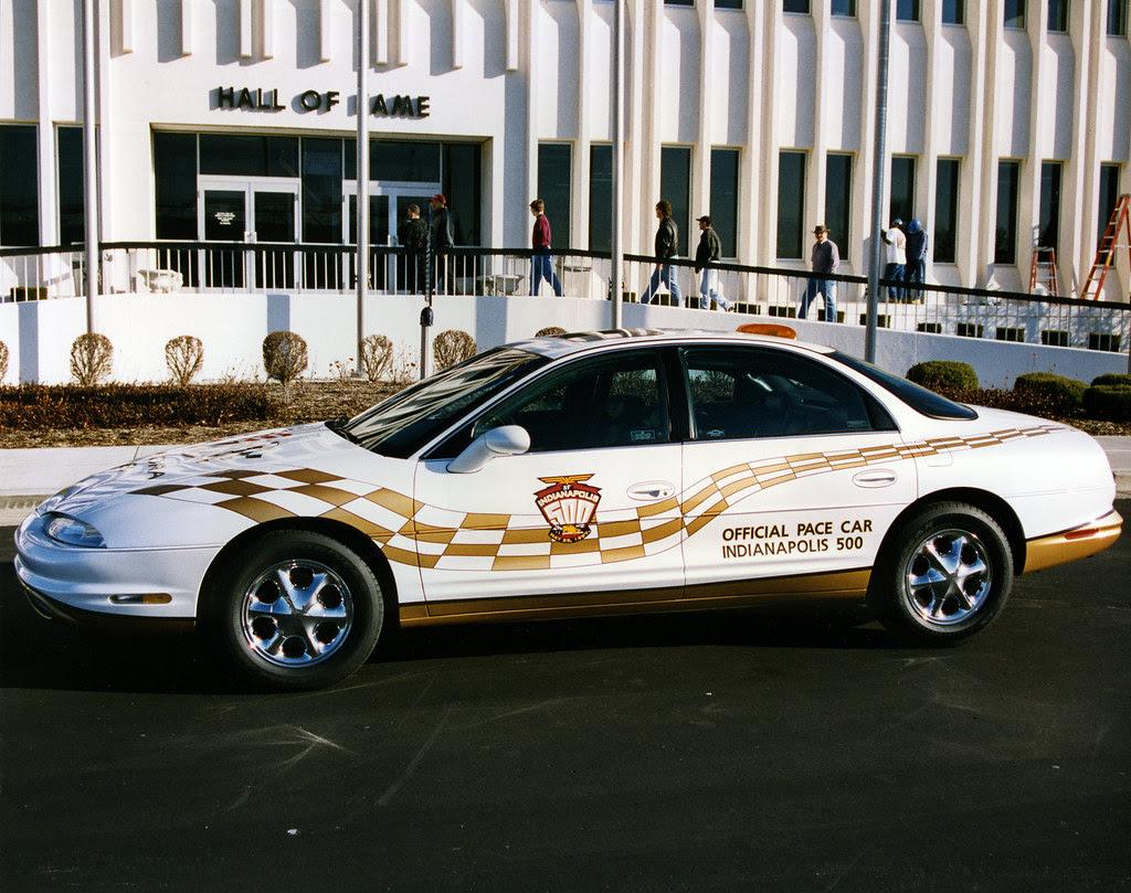 1997 Oldsmobile Aurora Repair Manual