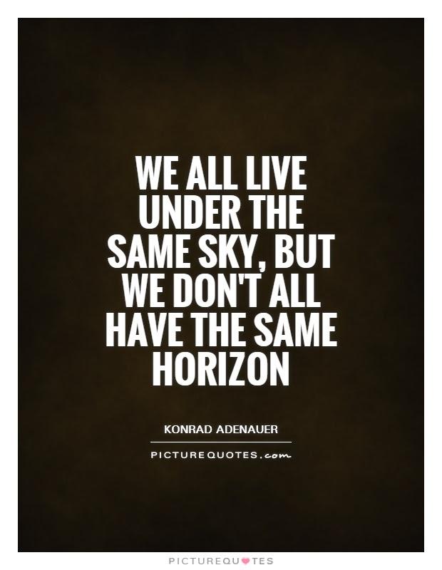 Horizon Quotes Horizon Sayings Horizon Picture Quotes
