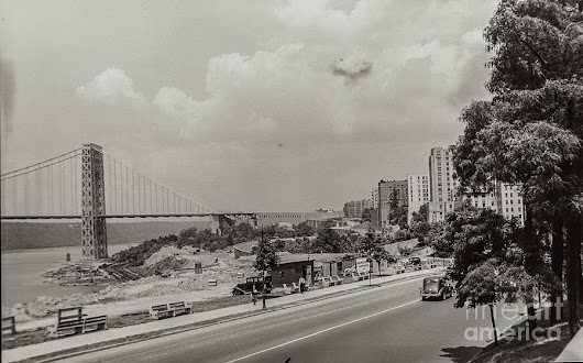 George Washington Bridge  by Cole Thompson