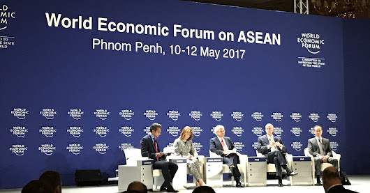 Three ideas to shape ASEAN's next 50 years