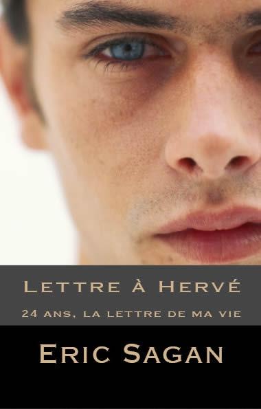 Couverture Lettre à Hervé
