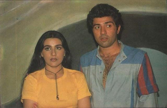 शादीशुदा सनी देओल के प्यार में दीवानी हो गई थीं अमृता सिंह, इस कारण टूटा रिश्ता
