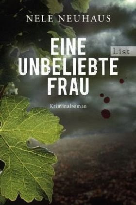 Eine unbeliebte Frau (Bodenstein & Kirchhoff, #1)