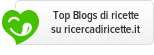 Top blogs di ricette