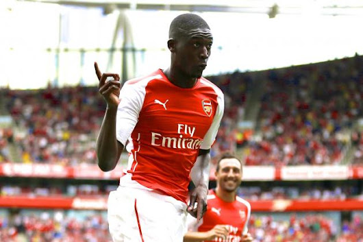 Sanogo Dances, Arsenal Parties and Alexis Joins In