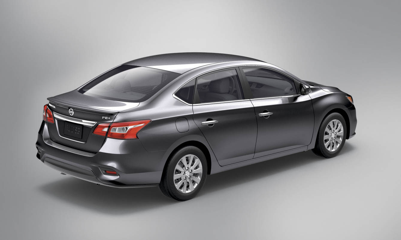 sentra fe+ s this is the most fuel efficient version of the sentra ...