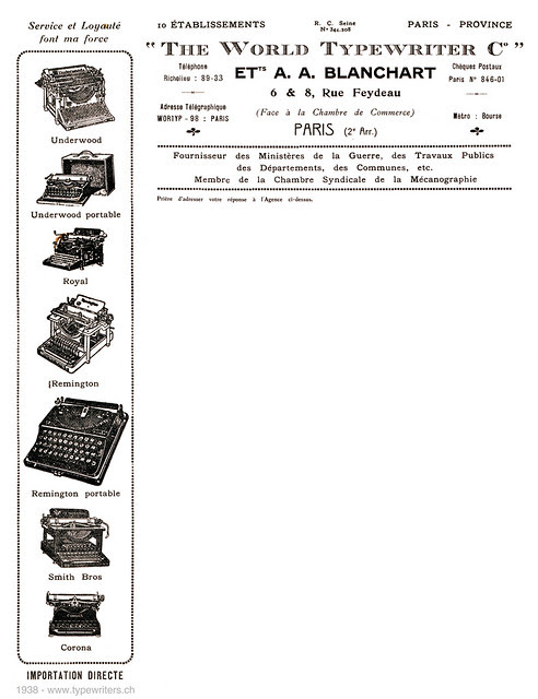 letterhead_world_typewriter_1938