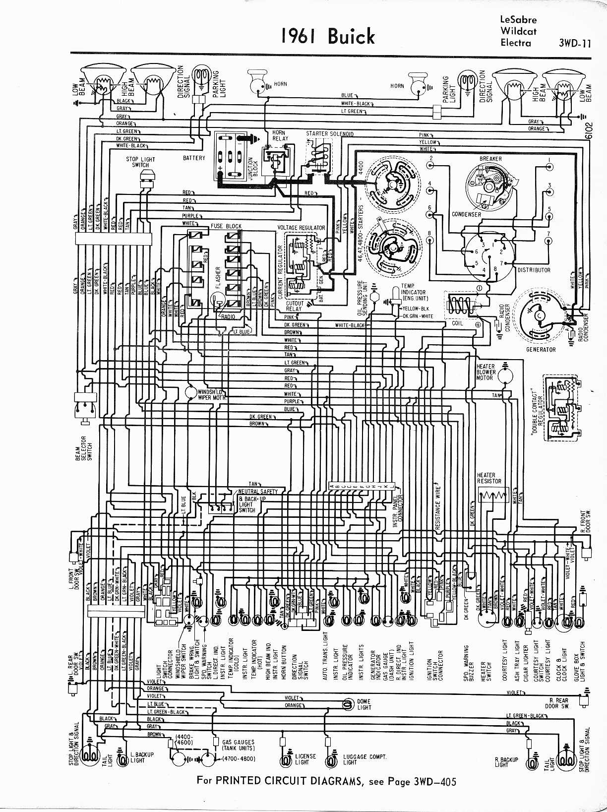 buick roadmaster radio wiring diagram image 6