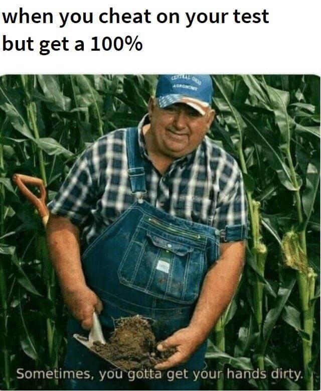 Honest Work Meme Generator