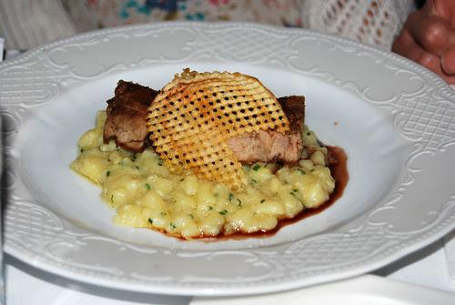 third dish