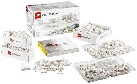 Lego Architecture Studio kit