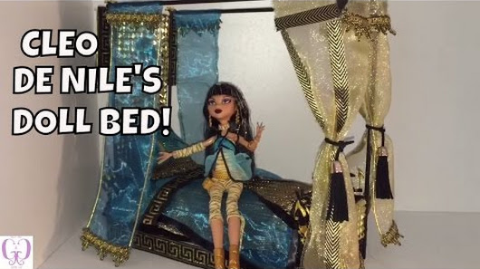 Cleo De Nile Bed