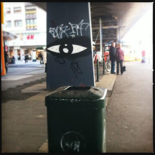 Street live in Düsseldorf by Beate Knappe