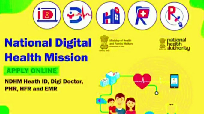 How to Apply National Health ID Card in Tamil