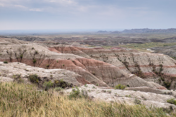 Badlands, and...