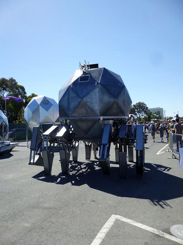Walking Dome