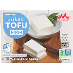 Mori-Nu Silken Tofu - Firm - 12.3 Ounce -PACK 12