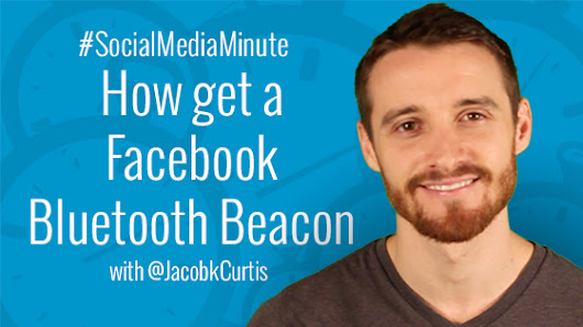 How to Get a Facebook Beacon for Your Local Business  -
