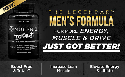 Improved Nugenix Total-T Review. | The Best Low T Help Site