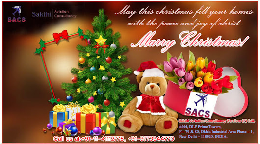 Merry Christmas | Aviation Consultancy Services