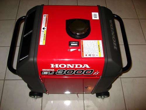 Honda EU3000is Portable Generator Review