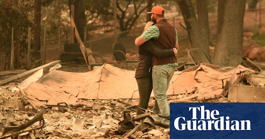 California wildfires: statewide death toll rises to 50 as search for remains continues | US news | The Guardian