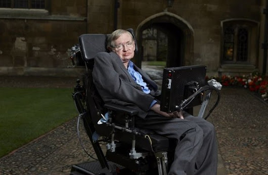 Stephen Hawking joins Facebook and the social network immediately gets smarter - Metro