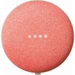 Google Nest Mini Smart Speaker - Wireless - Coral