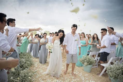 Top 4 Beach Wedding Destinations in Thailand