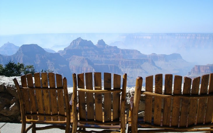 Four Corners and the Grand Canyon: North Rim
