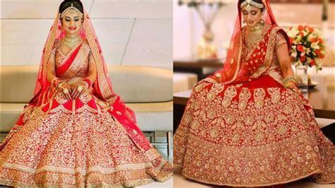New bridal lehenga design ideas/lehenga design 2018