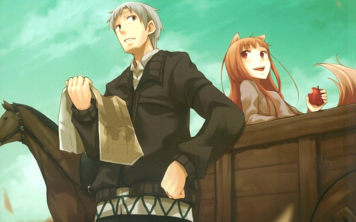 Spice And Wolf Wallpaper 1440x900 1545