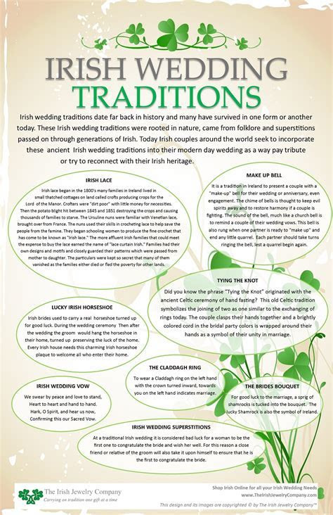 Irish Wedding Traditions   Celtic Wedding Traditions