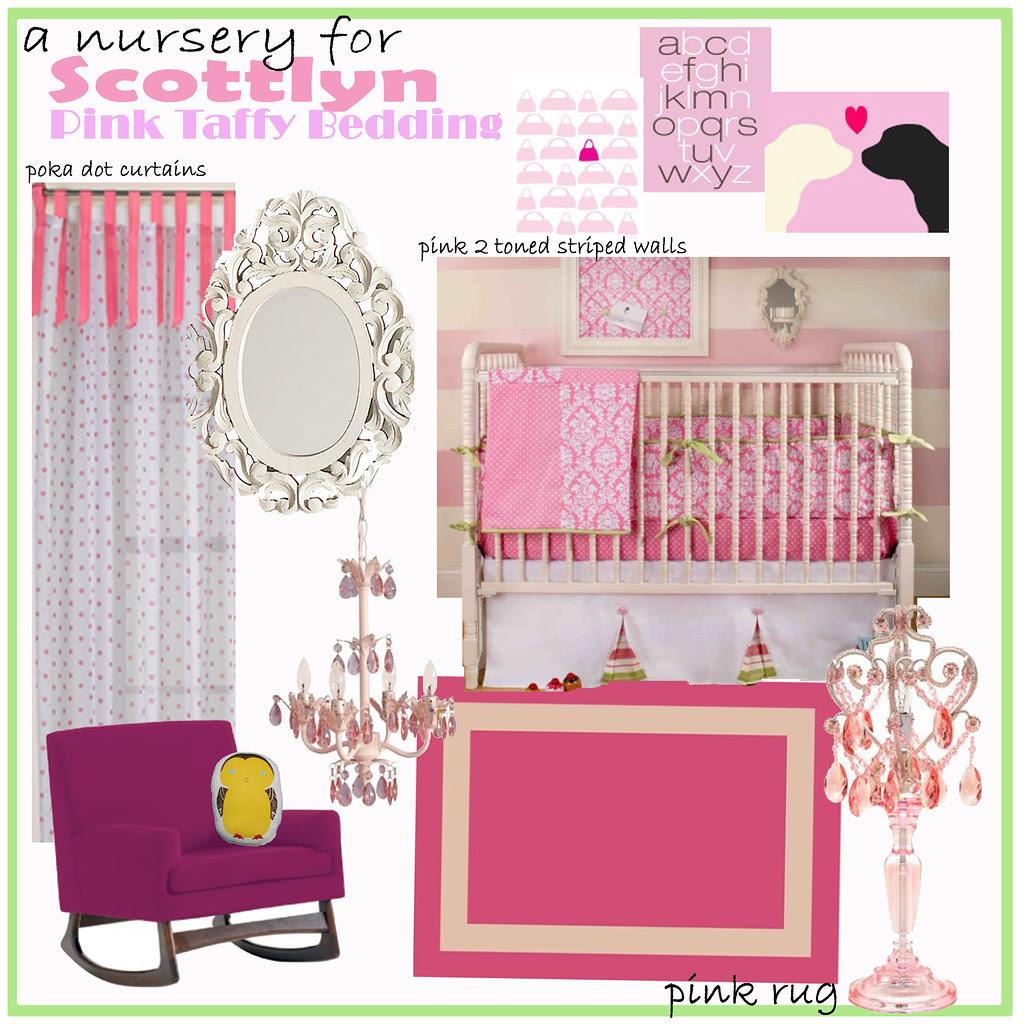 Scottlyn Design Board - Pink Taffy