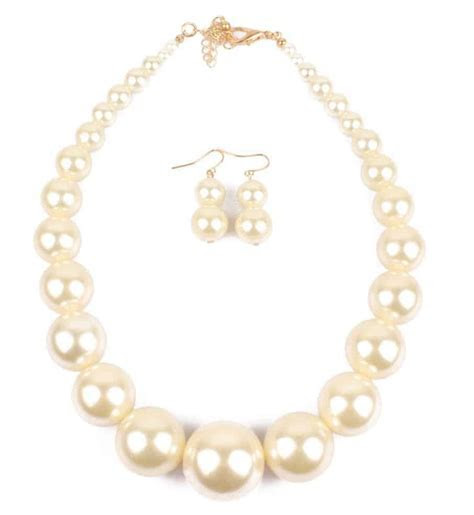 Cheap Bridesmaid Jewelry Sets Wholesale in Bulk,Pearl