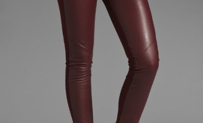 Leather Leggings= Epitome of Hot