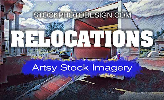 Relocations Imagery - Affordable Artsy RF Stock Photos -