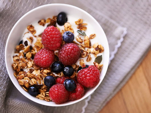 Stop eating granola for breakfast