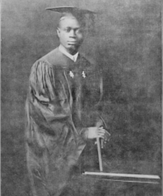 The Remarkable Untold Story of Plenyono Gbe Wolo, Harvard's First African Graduate